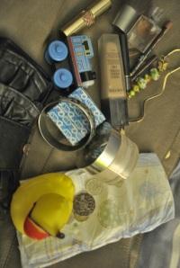 Handbag Contents